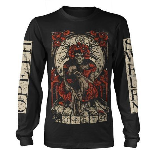 Long Sleeve - Opeth - Haxprocess-Metalomania