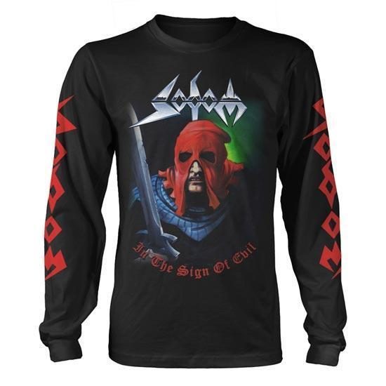 Long Sleeve Shirt - Sodom - In The Sign of Evil-Metalomania