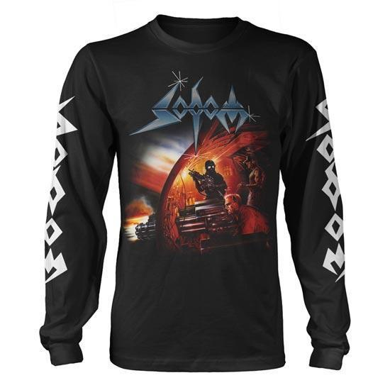 Long Sleeve Shirt -  Sodom - Agent Orange