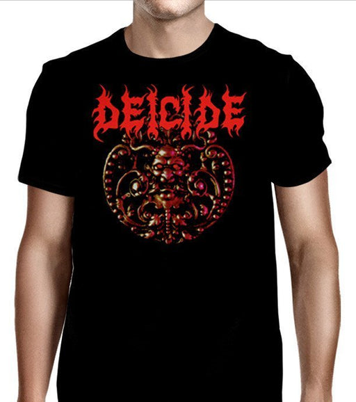 T-Shirt - Deicide - Medallion-Metalomania