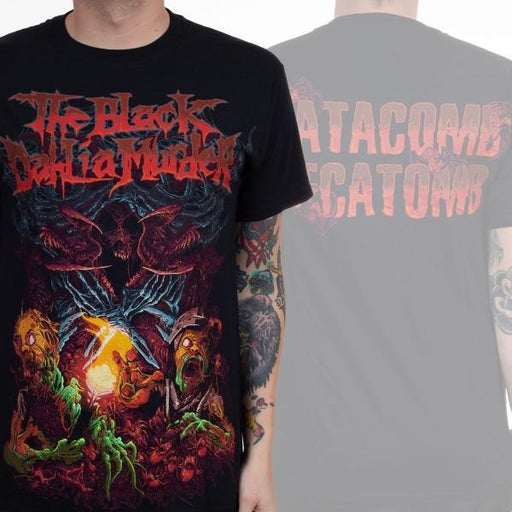 T-Shirt - The Black Dahlia Murder - Catacomb Hecatomb