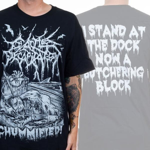 T-Shirt - Cattle Decapitation - Chummified