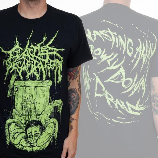 T-Shirt - Cattle Decapitation - Your Disposal
