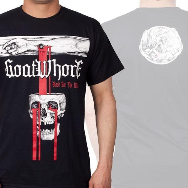 T-Shirt - Goatwhore - Blood for the Master-Metalomania