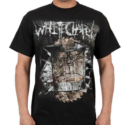 T-Shirt - Whitechapel - Agony Is Bliss-Metalomania