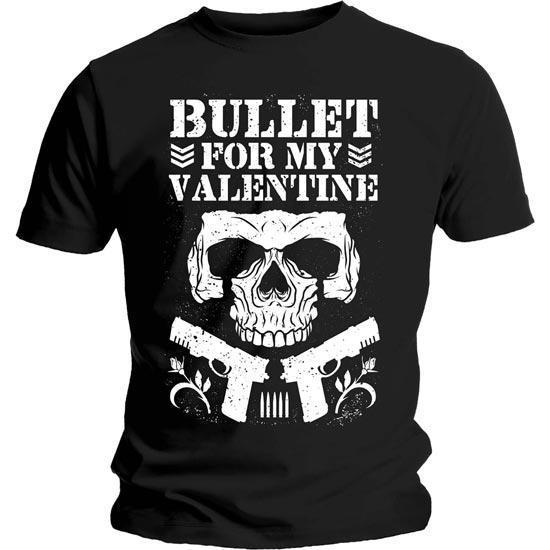 T-Shirt - Bullet For My Valentine - Bullet Club-Metalomania