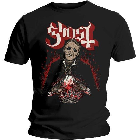 T-Shirt - Ghost - Danse Macabre-Metalomania