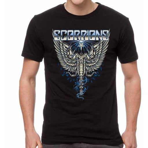 T-Shirt - Scorpions - Angel-Metalomania