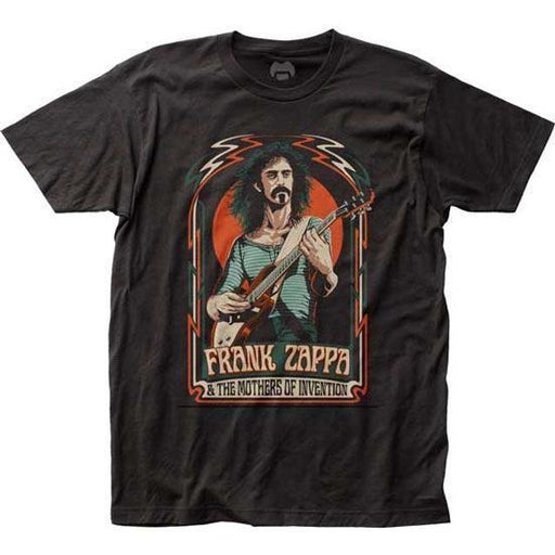 T-Shirt - Frank Zappa - Illustration - Mothers of Invention-Metalomania