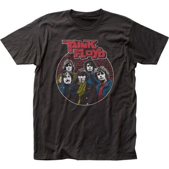 T-Shirt - Pink Floyd - Early Years-Metalomania