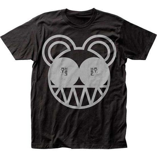 T-Shirt - Radiohead - Bear - Organic Cotton-Metalomania
