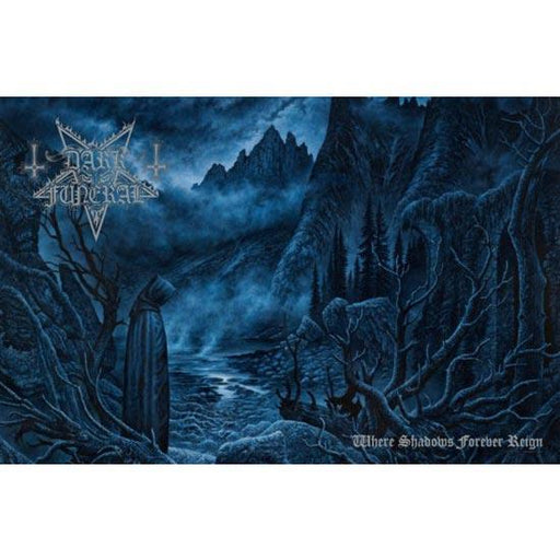 Deluxe Flag - Dark Funeral - Where Shadows Forever Reign