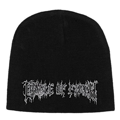 Beanie - Cradle of Filth - Logo-Metalomania