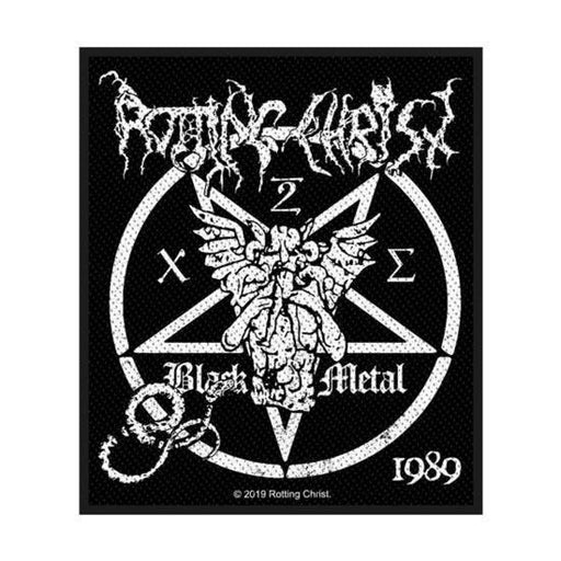Patch - Rotting Christ - Black Metal