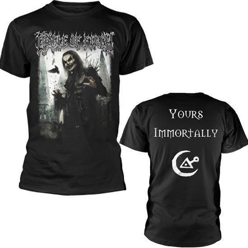T-Shirt - Cradle of Filth - Yours Immortally-Metalomania