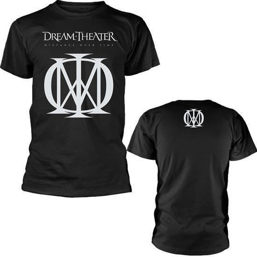 T-Shirt - Dream Theater - Distance over Time