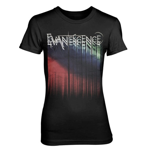 T-Shirt - Evanescence - Tour Logo - Lady-Metalomania