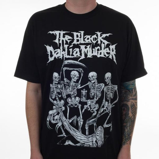 T-Shirt - The Black Dahlia Murder - Danse Macabre-Metalomania