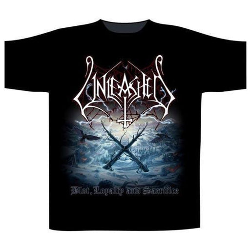 T-Shirt - Unleashed - Blot, Loyalty And Sacrifice