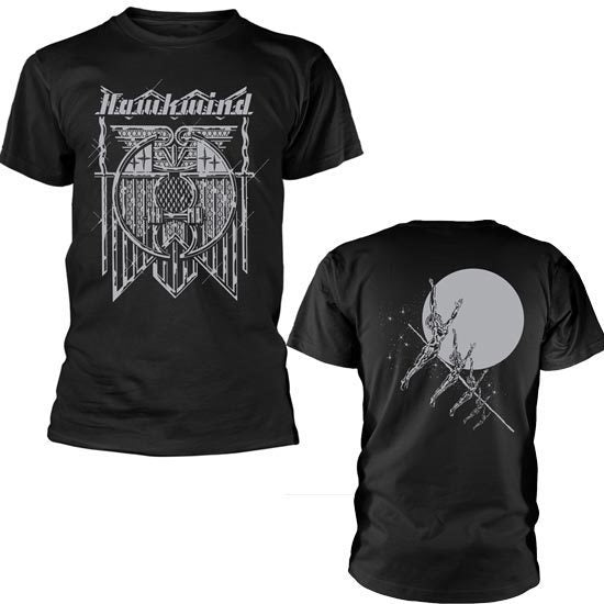 T-Shirt - Hawkwind - Doremy-Metalomania