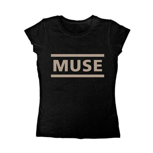 T-Shirt - Muse - Logo - Lady-Metalomania