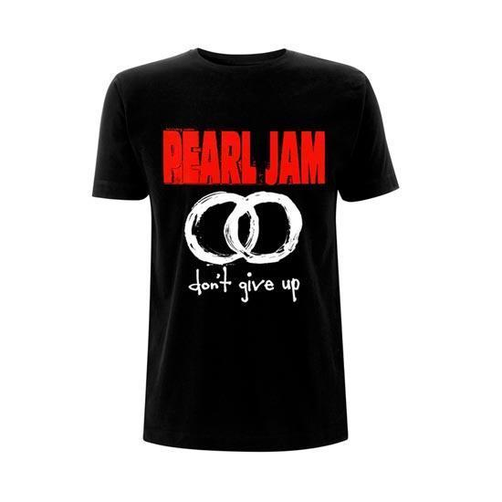 T-Shirt - Pearl Jam - Dont Give Up-Metalomania