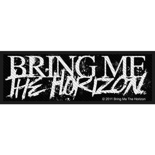 Patch - Bring Me The Horizon - Horror Logo-Metalomania