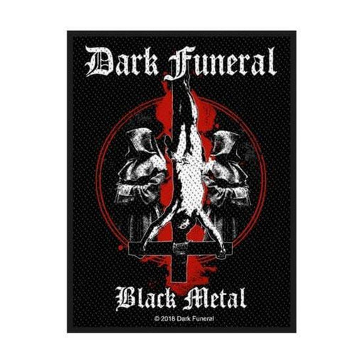 Patch - Dark Funeral - Black Metal