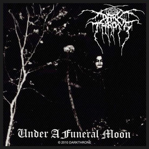 Patch - Darkthrone - A Funeral Moon-Metalomania