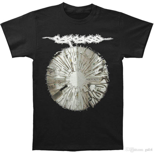 T-Shirt - Carcass - Surgical Steel