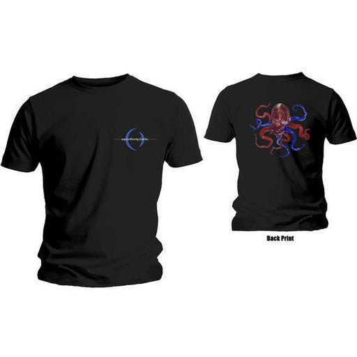 T-Shirt - A Perfect Circle - Octoheart W/Back Print