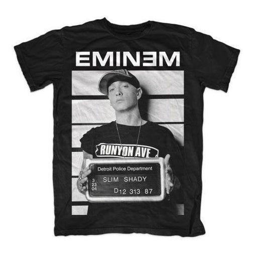T-Shirt - Eminem - Arrest