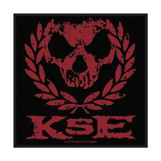 Patch - Killswitch Engage - Skull Wreath-Metalomania