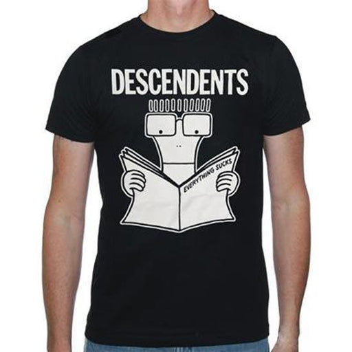 T-Shirt - Descendents - Everything Sucks - Black-Metalomania