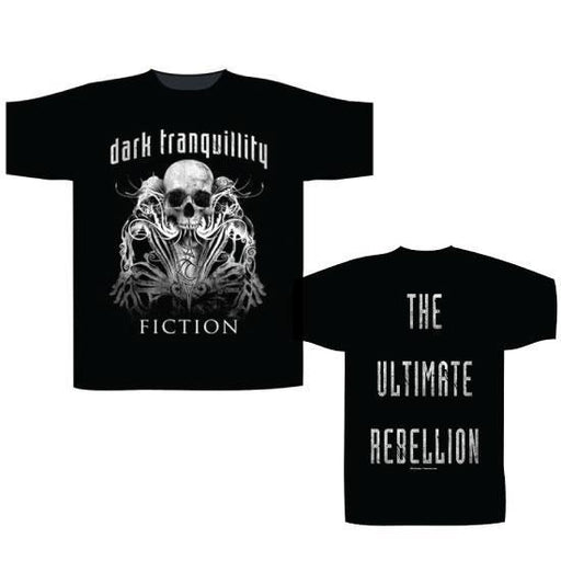 T-Shirt - Dark Tranquility - The Ultimate Rebellion