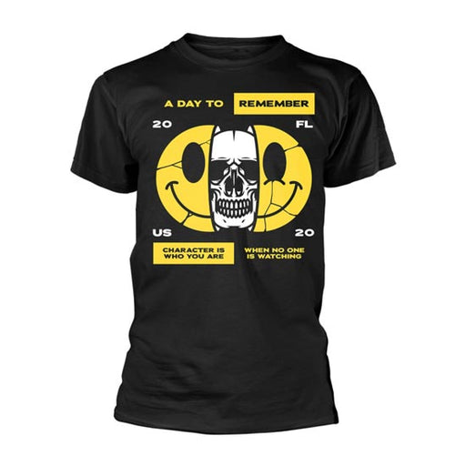 T-Shirt - A Day To Remember - Character - Black