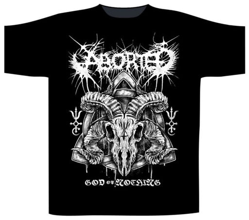 T-Shirt - Aborted - God of Nothing