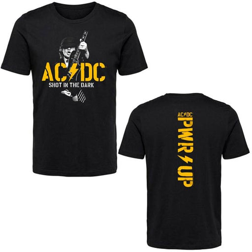 T-Shirt - AC/DC - Shot In The Dark