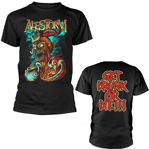 T-Shirt - Alestorm - Get Drunk or Die