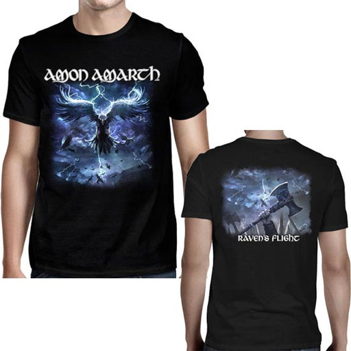 T-Shirt - Amon Amarth - Raven's Flight