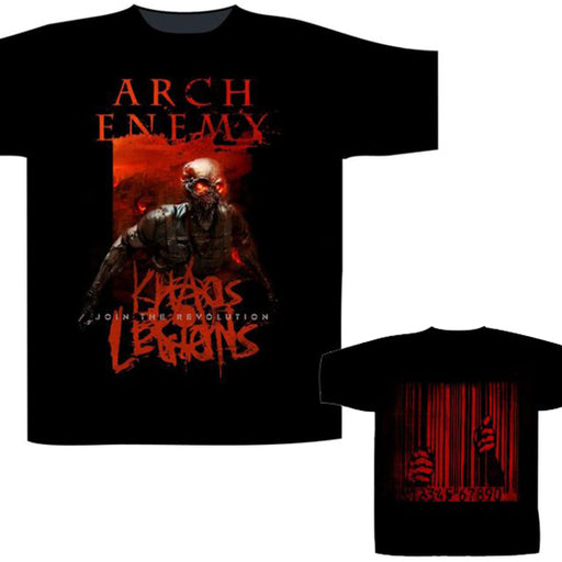 T-Shirt - Arch Enemy - Join the Revolution