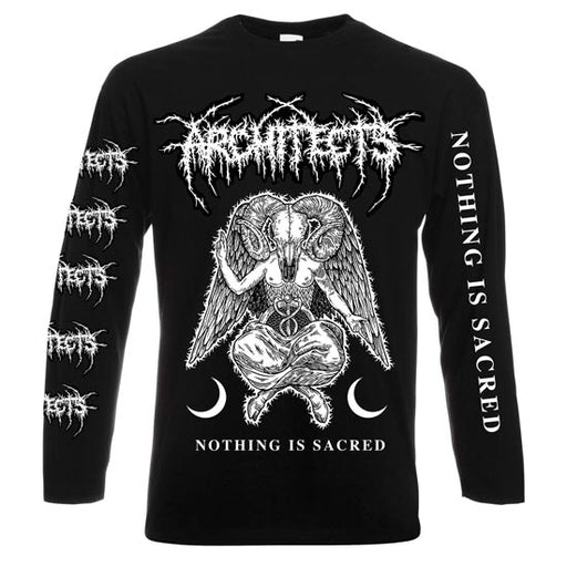 Long Sleeves - Architects - Nothing is Sacred