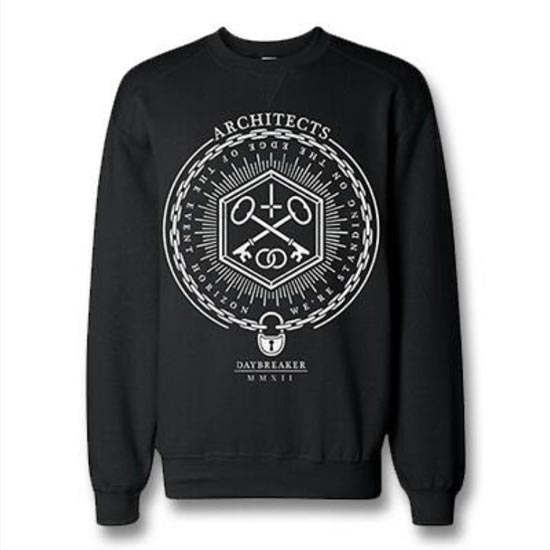 Sweatshirt - Architects - Daybreaker-Metalomania