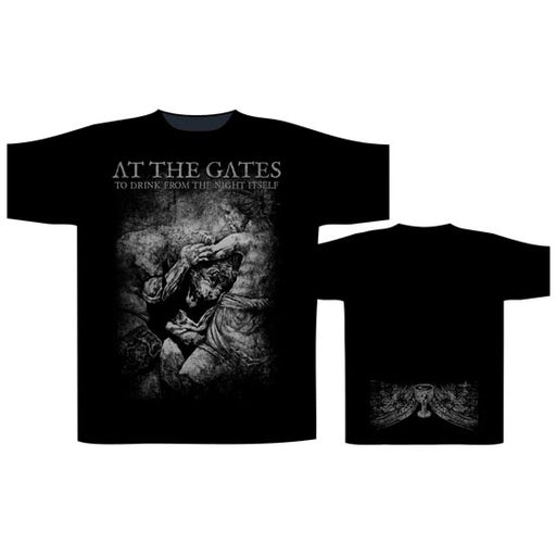 T-Shirt - At The Gates - Lion-Metalomania