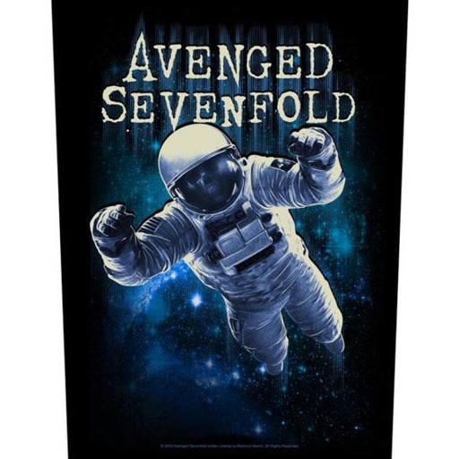 Back Patch - Avenged Sevenfold (A7X) - Astronaut