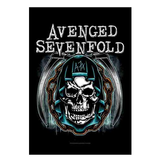 Flag - Avenged Sevenfold - Holy Reaper-Metalomania