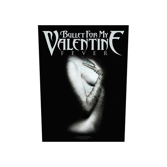 Back Patch - Bullet for my Valentine – Fever-Metalomania