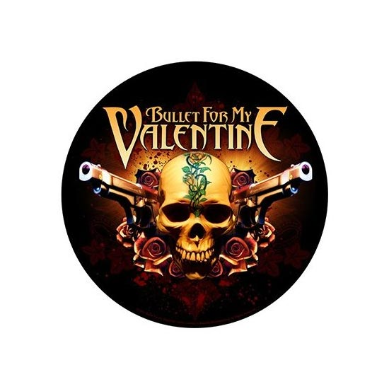 Back Patch - Bullet for my Valentine - Two Pistols-Metalomania