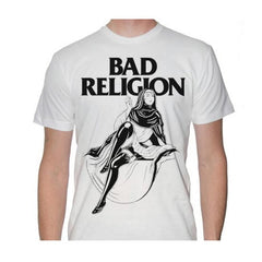 T-Shirt - Bad Religion - Sexy Nun - White