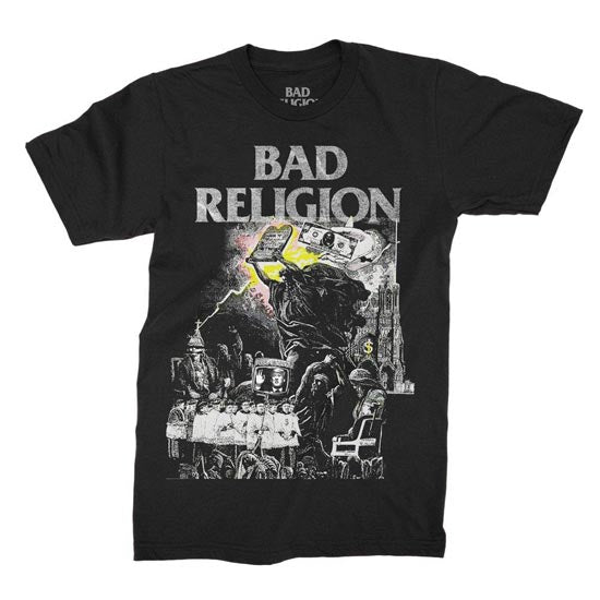 T-Shirt - Bad Religion - All Ages II